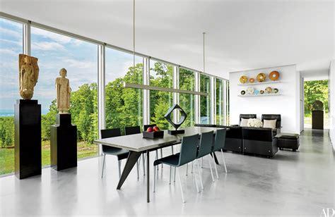 contemporary interior design  striking  sleek rooms