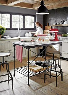 c chef c table with legs 38 1000 ideas about bistro kitchen decor on