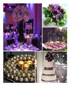 purple and silver wedding purple and silver wedding centerpieces reference for wedding decoration