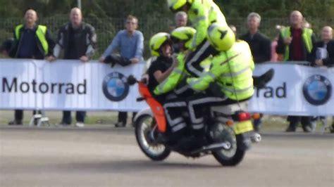 Bmw Motorrad Days 2013 Youtube by Politie Demo 7 Bmw Motorrad Days Zandvoort 2013 Youtube