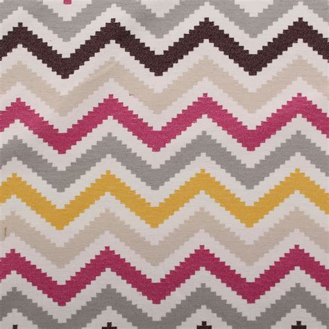Fabric For Drapes And Upholstery by Aztec Chevron Zig Zag Stripe Woven Sofa Cushion Curtain