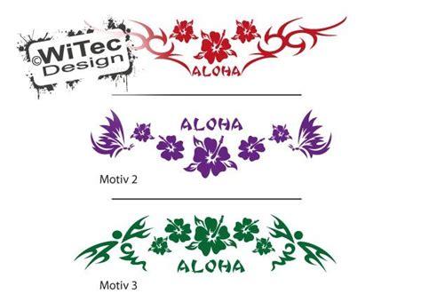 Heckscheibenaufkleber Schmetterling by Aa087 Hibiskus Tribal Blumen Aufkleber Schmetterling