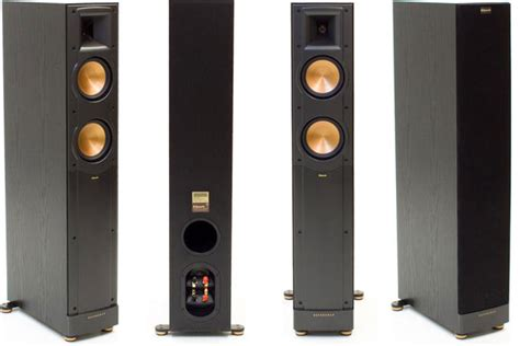 klipsch reference rf 52 ii editorial review audioreview