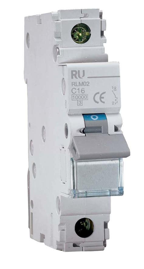 Miniature Circuit Breaker china miniature circuit breaker mcb rlm02 china mcb mcbs