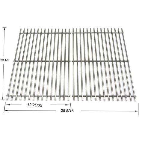 grate stainless steel weber bbq replacement stainless steel rod cooking grill
