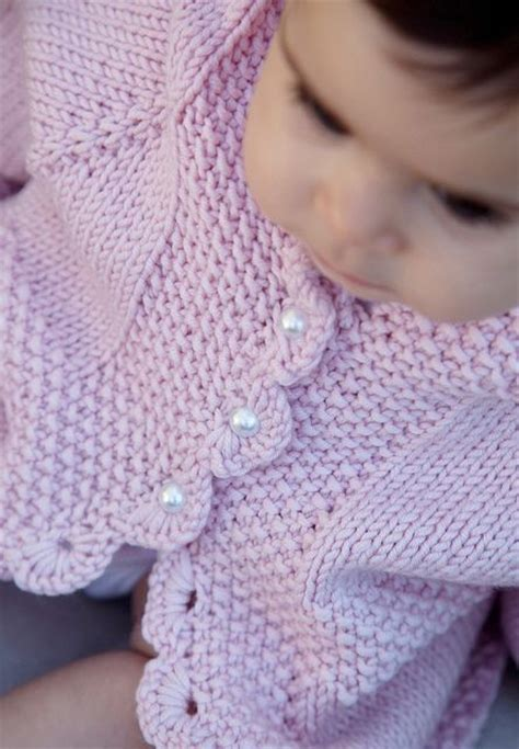 baby cardigan knitting pattern easy lottieda s version of diane soucy s easy baby cardigan