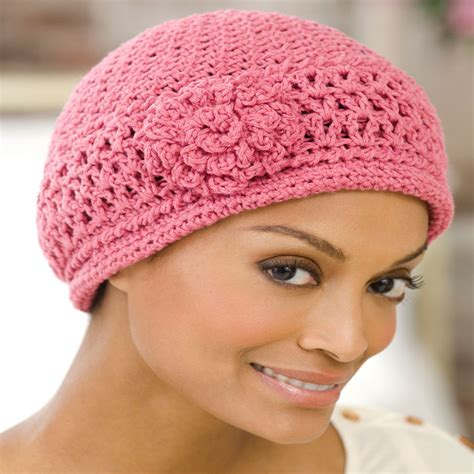 knitting patterns for chemo patients chemo cap red heart