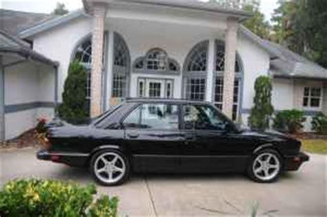 Craigslist Orlando Garage Sales by 1988 Bmw M5 German Cars For Sale