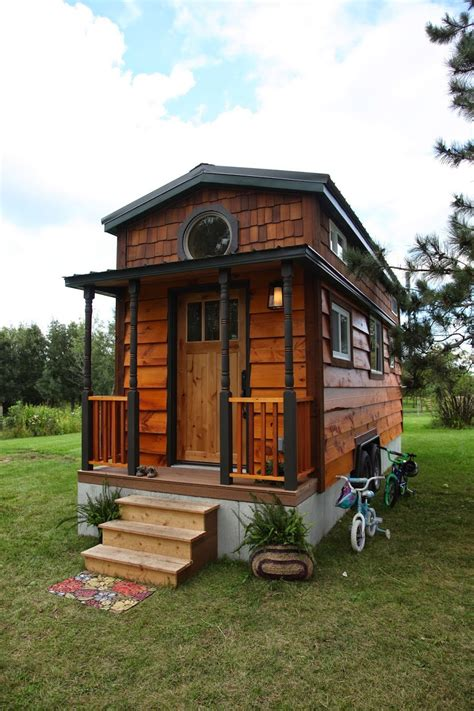miniature homes kasl tiny house swoon