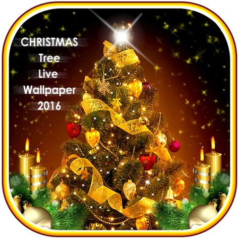 xmas tree live wallpaper aimentertainments