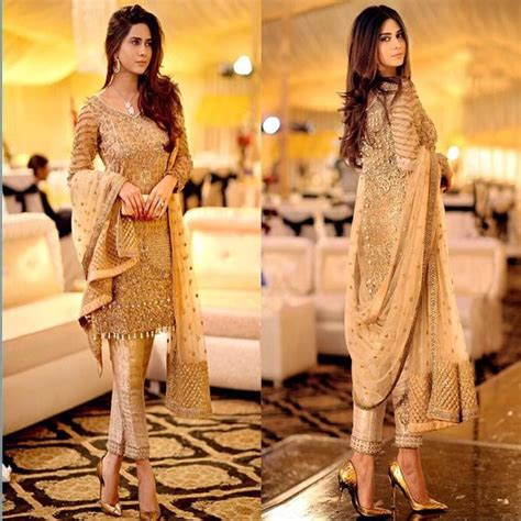 wedding bridal hairstyle eastern western new fashion best party wear embroidered dresses designs 2018 2019