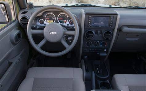 jeep inside view three days in the valley 4x4 suv torture test photo