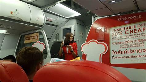 airasia rekrutmen airasia flight gets delayed stewardess sings jason mraz s
