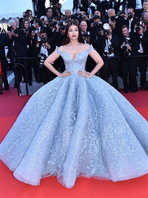 Aishwarya Rai Shuts Down The Red Carpet at Cannes   Allure