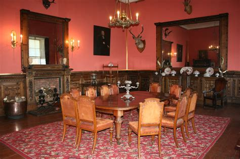 castle dining room ardgillan castle co dublin an eighteenth century country house got ireland
