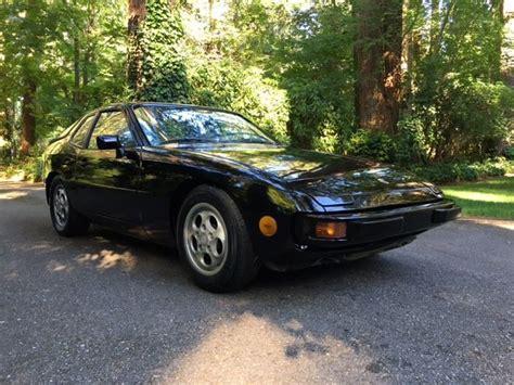 1988 porsche 924 s 1988 porsche 924s coupe 2 5l