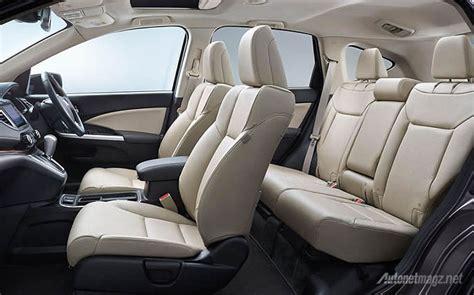 Interior All New Crv by Interior Kabin New Honda Cr V Facelift 2015 Indonesia