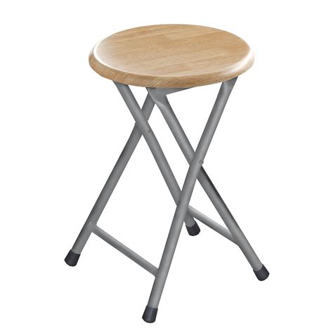 Folding Stool Buxton Folding Stool Barstoolworld