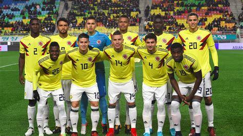 imagenes para perfil seleccion colombia hay de todo el valor de cada selecci 243 n que disputar 225 el