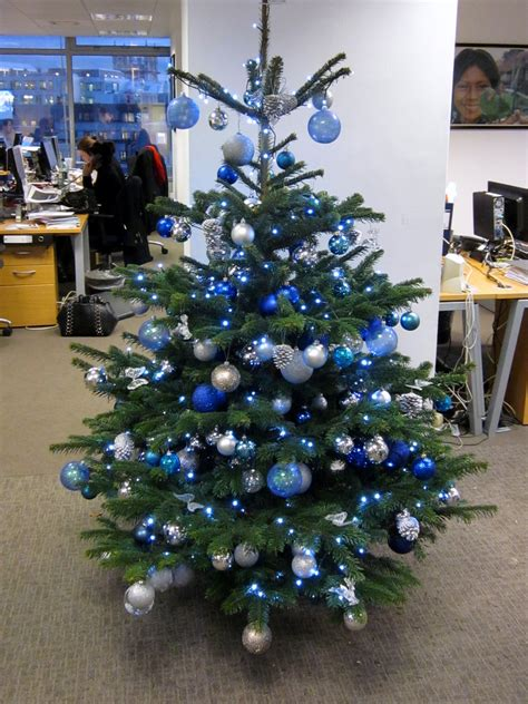 Decorated Christmas tree   Multiple Sites   Flowers by