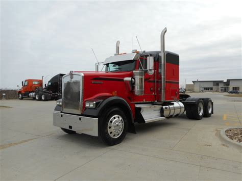 2014 kenworth truck 2014 kenworth w900l for sale 27 used trucks from 83 600
