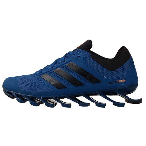 New Sepatu Sport Joging Runing Adidas Soring Balde Abu Pink adidas springblade drive m blue black gold 2014 mens