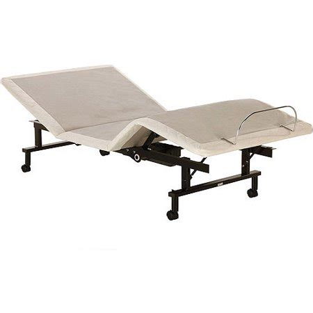 shipshape adjustable bed frame twin xl walmartcom