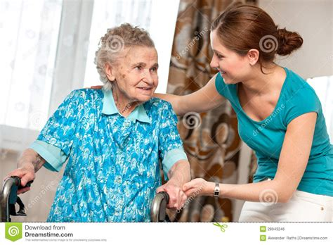 home care stock photo image  adult assistance