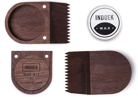 Deflow Original indoek wax kit wax and business cards