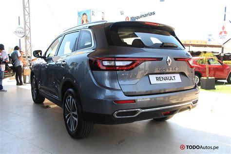 Renault Koleos 2 5 Cvt 2017 renault koleos 2017 se renov 243 en lo est 233 tico