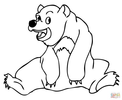 sun bear coloring pages sun bear coloring page free printable coloring pages