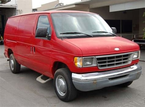 1996 Ford E 250 by 1996 Ford E 250 Cargo Rental Epicturecars