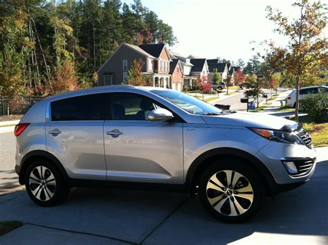 2011 Kia Sportage Ex Awd 2011 Kia Sportage Ex 4d Utility Awd Diminished Value Car
