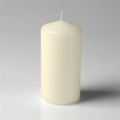 Candle Pillars Soy Pillar Candle 3 Quot X 6 Quot Pillar Candle Ivory Unscented Higlowcandles
