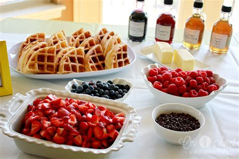 toppings for waffle bar kid s valentines heart waffle bar cool gifting