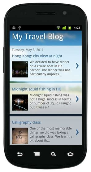 blogger templates for mobile phones blogger smartphone optimized templates now available to all