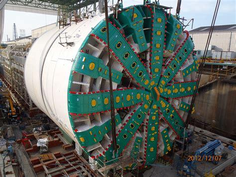 Mesin Bor Pake Batre 10 mesin terbesar di dunia info unik dunia engineering