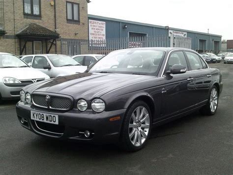 jaguar xj for sale used used jaguar xj car 2008 grey petrol 3 0 v6 executive 4