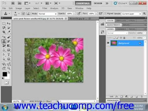 adobe photoshop tutorial using clone st tool photoshop cs5 tutorial the clone st tool adobe training