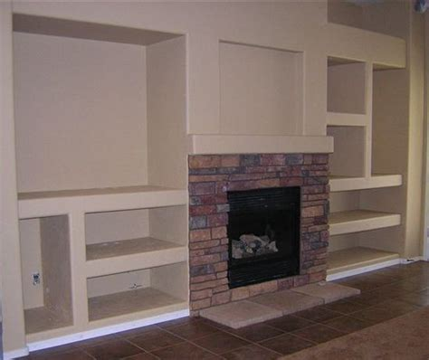 Drywall Shelf by Additions And Remodels Contractor Services