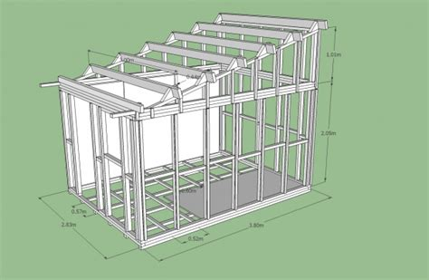 Plan De Construction D Une Cabane En Bois by Plan D Une Cabane En Bois Myqto