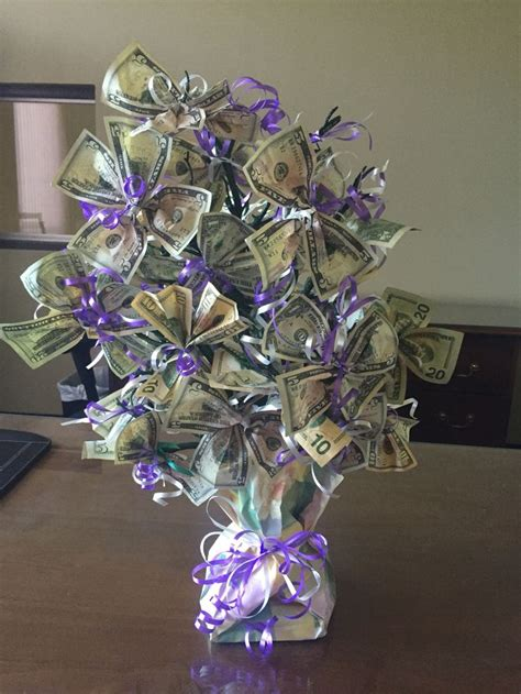tree gifts 25 best ideas about money trees on birthday