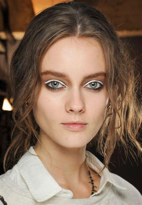 Eyeliner White 3 ways to wear summer s white eyeliner trend banter