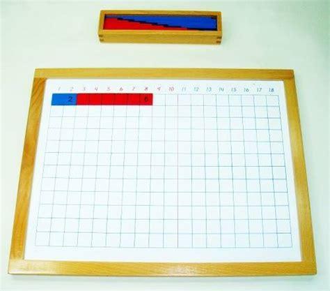 printable montessori addition strip board montessori addition strip board zhejiang perfect