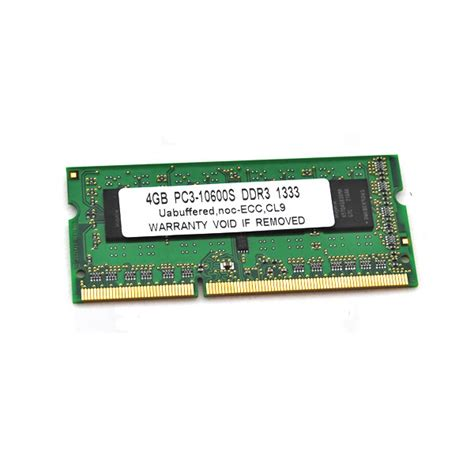 Ram Ddr3 Laptop Visipro 2014 ram memory 4gb 1333mhz ddr3 laptop