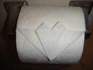Hotel Toilet Paper Folding - toilet paper origami amypayroo