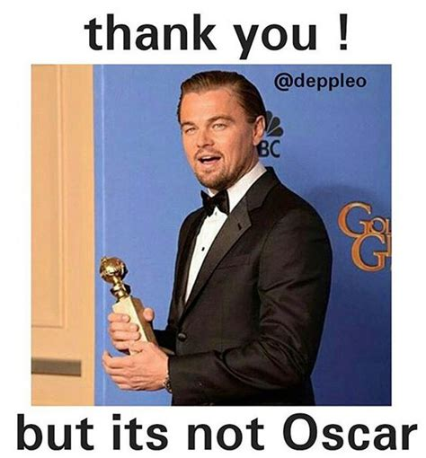 Dicaprio Meme - leo finally wins an oscar inkntoneruk blog