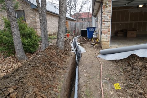 home design how much french drain installation cost for lawn drainage system and outdoor design