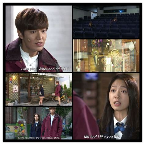 film drama korea the heirs episode 17 17 best images about the heirs the inheritors on