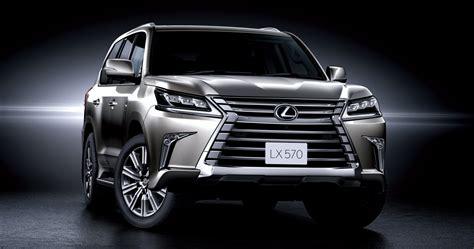 japan gets a facelifted lexus lx 570 as well 34 photos